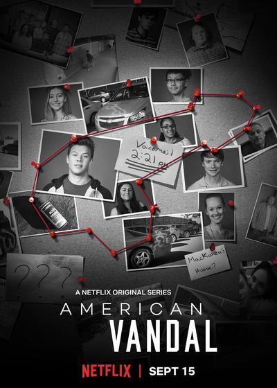 美国囧案 第一季海报