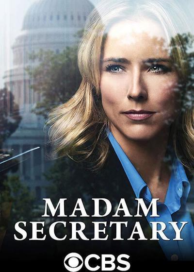 国务卿女士 第六季海报