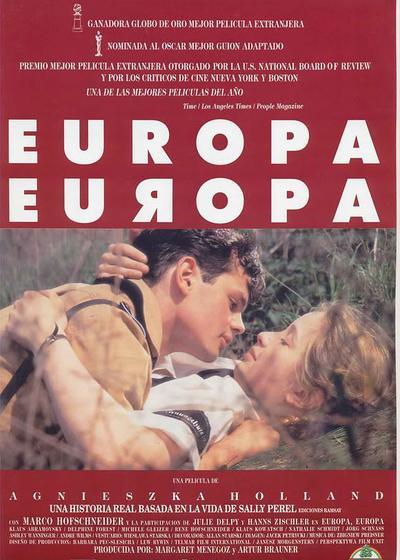 欧洲欧洲海报