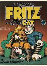 怪猫菲力兹海报