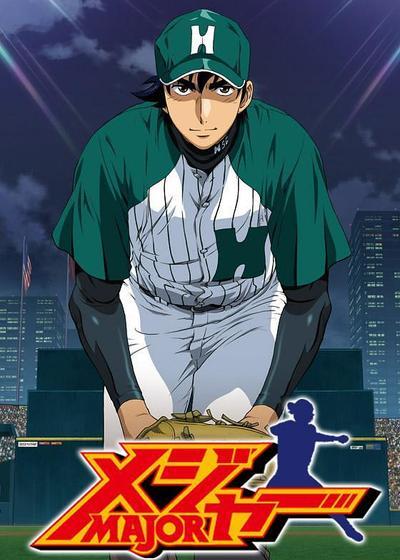 棒球大联盟 第六季海报