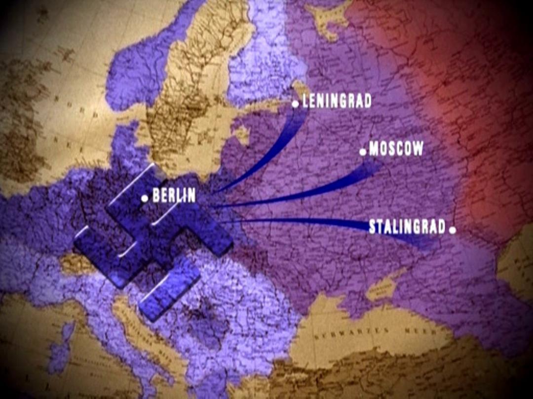 世纪大战:二战欧洲东线纪实