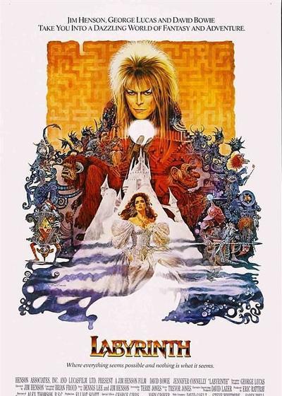 魔幻迷宫海报