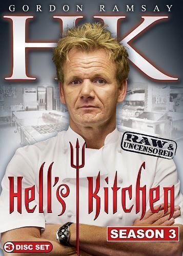 地狱厨房(英版) 第三季海报