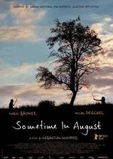 八月情事海报