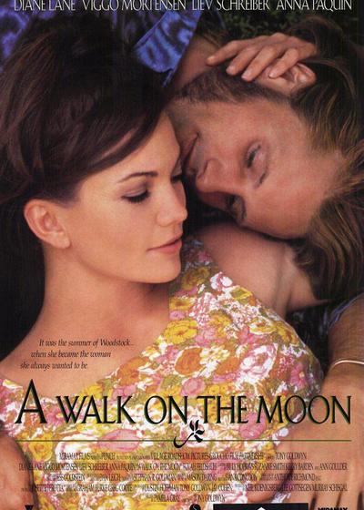 月球漫步海报
