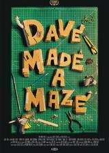 戴夫造了个迷宫海报