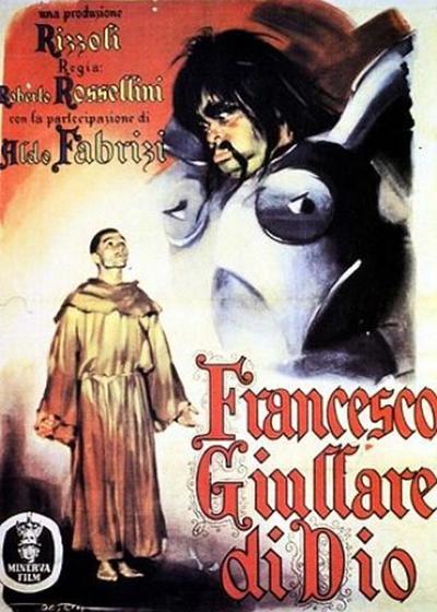 圣弗朗西斯之花海报