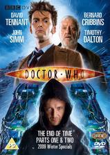神秘博士特别篇:时间尽头(下)海报