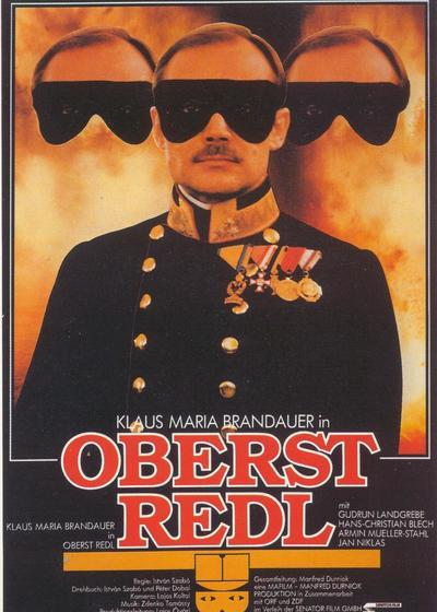 雷德尔上校海报