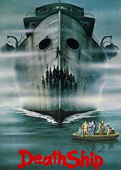 死亡船海报