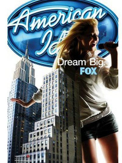 美国偶像 第七季海报