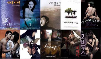 十部韩国情色片,让你了解这位最具野性的大师!