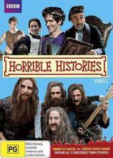糟糕历史 第二季海报