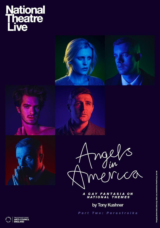 天使在美国第二部:重建