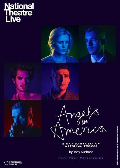 天使在美国第二部:重建海报