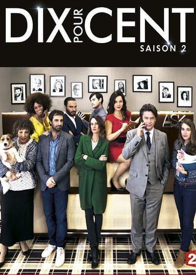 百分之十 第二季海报