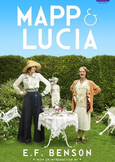 马普和露西亚海报