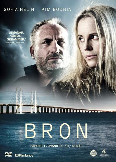 桥 第一季海报