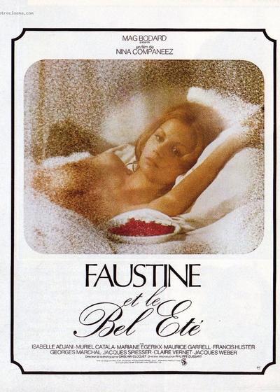 福斯汀与美丽的夏天海报
