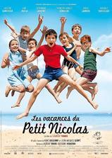 小淘气尼古拉的假期海报