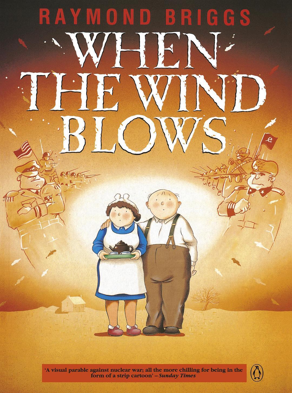 当风吹起的时候