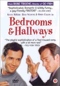 卧房和玄关海报