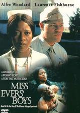 埃弗斯小姐的男孩们海报