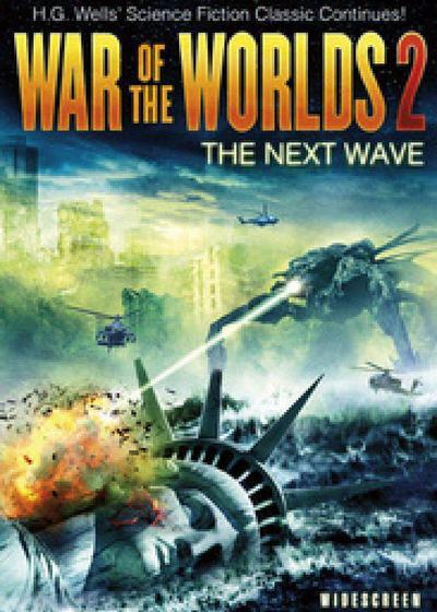 世界大战2:新的进攻海报