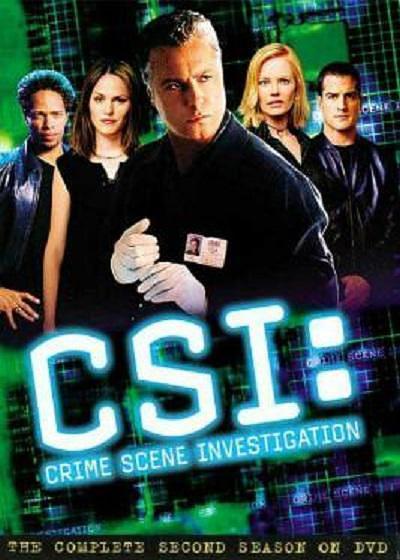犯罪现场调查 第二季海报