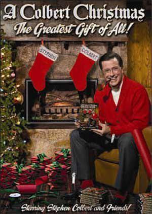 A Colbert Christmas: The Greatest Gift of All!海报