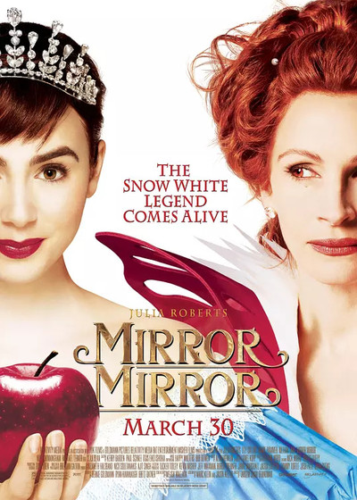 白雪公主之魔镜魔镜海报