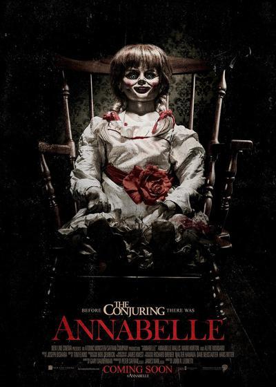 安娜贝尔海报