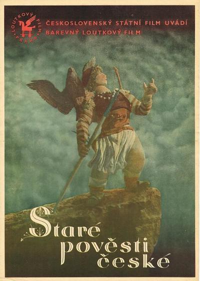捷克古老传说海报