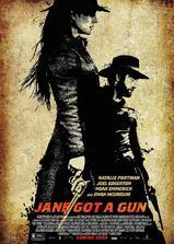 拿起枪的简海报