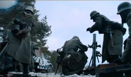 神了 残酷坦克战+逆天突围 惨烈的卫国战争-《T34坦克》