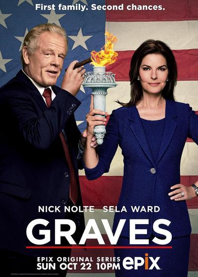 格拉夫斯 第二季海报