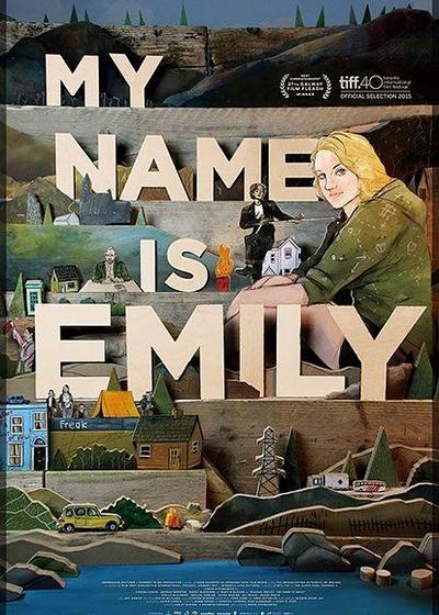 我叫埃米莉海报