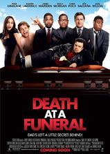 葬礼上的死亡海报