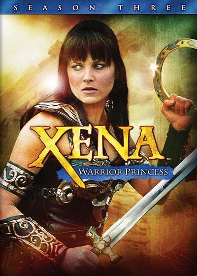 战士公主西娜 第三季海报