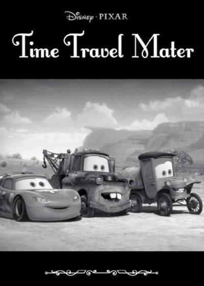 时光旅行海报