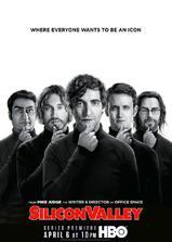 硅谷 第一季海报