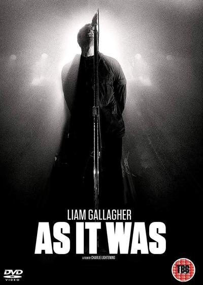 利亚姆·加拉格尔:如初海报