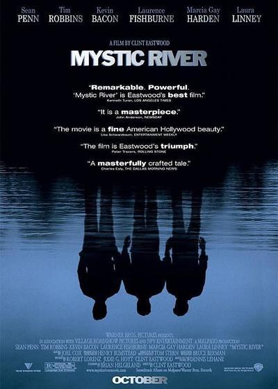 神秘河海报
