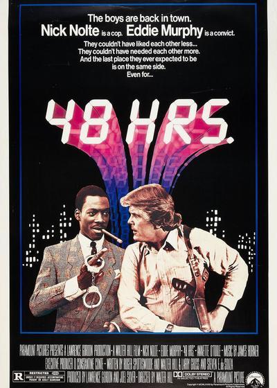 48小时海报