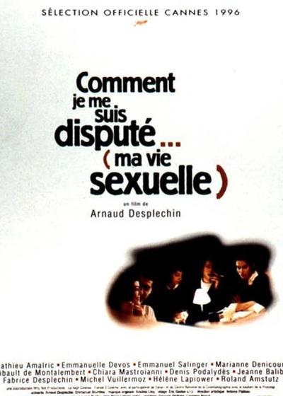 现代法国艳情史海报