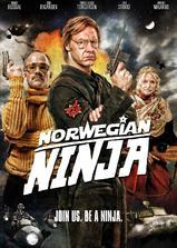 挪威忍者海报