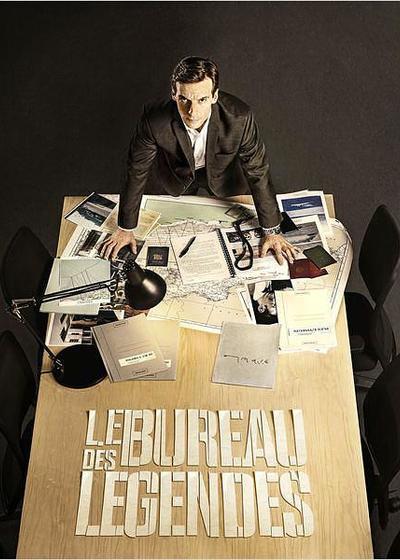 传奇办公室 第一季海报