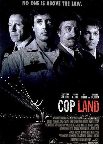 警察帝国海报