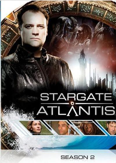 星际之门:亚特兰蒂斯  第二季海报